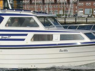 Motorboot Saga27 AK