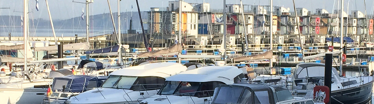 Impressionen Hafen Sonwik, Flensburg