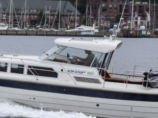Motorbootcharter Flensburg, Jette